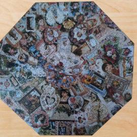 Octagonal Puzzle | Sweet Sentiments