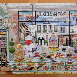Jumbo Puzzle Bonjour Paris 1000 piece