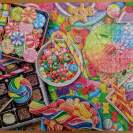 Aimee Stewart Puzzle, Candylicious, 1000pc