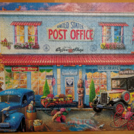 Country Delivery | Buffalo's Country Life Series 1000pc