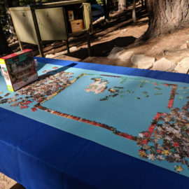 3 Tips to Jigsaw Puzzle While Camping