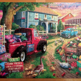 Quilt Farm | Buffalo Games 1000 Piece