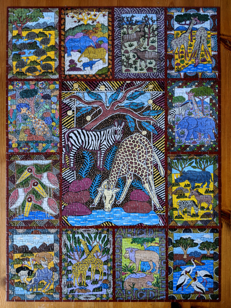 Go on an African Animals Safari From Your Home