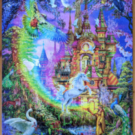 Enchanted Castle: Majestic, Ecstatic, Rainbowtastic
