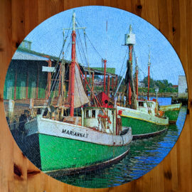 Let's Find Out If 1967 Vintage Jigsaw Puzzle Is Complete